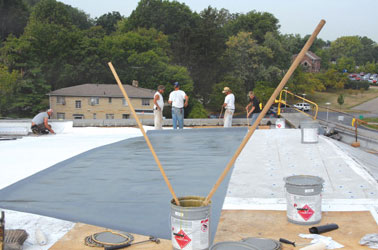 2008 New roof for the church, Unrestricted Endowment Fund